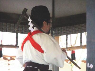 手向山八幡宮田植祭り